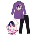 Violetta® Compleu tunica Violet