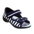 3F® Sandale Maya Malibu Bleumarin-alb