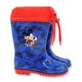 Mickey® Cizme cauciuc albastru-rosu 8605501