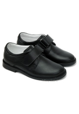 Leofex Pantofi piele Negru