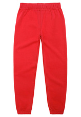 Pantaloni Trening flausati Rosu