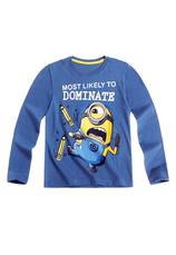 Minions® Bluza (6-12 ani) Albastru