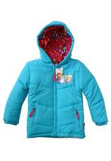 Frozen® Jacheta matlasata Turcoaz