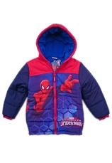 Spider-Man® Jacheta vatuita (2-8 ani) Bleumarin