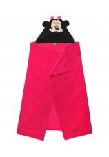 Minnie® Poncho (3-8 ani) Fuxia