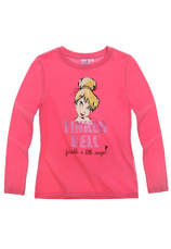Tinker Bell ® Bluza Fuxia
