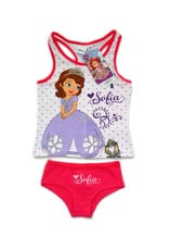 Sofia the First® Set lenjerie (98-116) Alb