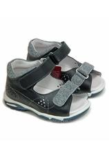 Avus® Sandale piele Bleumarin