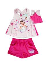 Violetta ® Compleu (3-10 ani) Roz