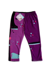 Violetta ® Leggins 3/4 Violet