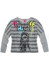 Monster High® Bluza (128-164) Gri