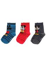 Mickey® Set 3 sosete (23-34) Multicolor