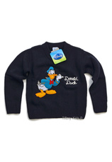Donald Duck® Pulover (3-7 ani) Bleumarin
