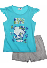 Hello Kitty® Pijama Turcoaz