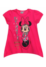Minnie® Tricou Fuxia