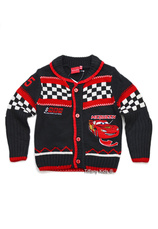 Cars® Cardigan (2-8 ani) Negru