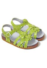 Sandale piele (26-31) Stups Verde