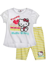 Hello Kitty® Compleu leggins Alb mix