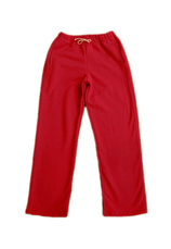 Pantalon trening basic Bordo