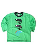 Bluza bebe 74-98 Verde