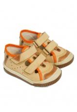 Hokide® Sandale piele Bej