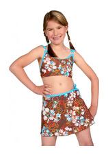 Elemar® Costum de baie 4p. Mix maro