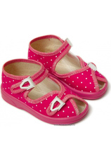 Zetpol® Sandale Lucja Ciclam