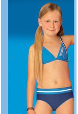 Naturana® Costum de baie 2 piese Albastru
