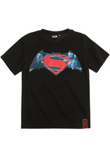 Batman v Superman Tricou Negru (8-14 ani)