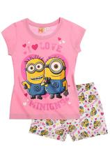 Minions® Pijama (6-12 ani)