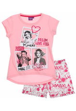Violetta® Pijama fete (8-16 ani)