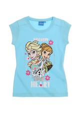 Frozen® Tricou Turcoaz 4-10 ani