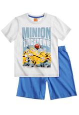 Minions® Pijama Albastru 6-12 ani
