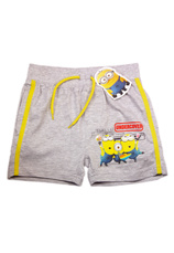 Minions® Pantaloni scurti Gri