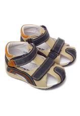 Sunway® Sandale piele Bleumarin
