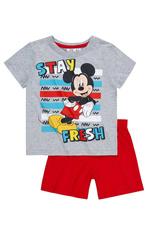 Mickey® Pijama vara Gri