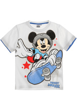 Mickey® Tricou Alb