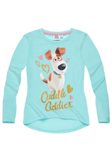 Secret Life of Pets® Bluza Turcoaz