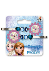 Frozen® Set agrafe Multicolor