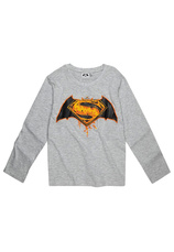 Batman v Superman® Bluza Gri 8-14 ani