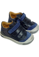 Avus® Pantofi sport piele Bleumarin II