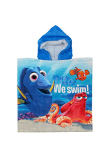 Finding Dory® Poncho baie gluga Multicolor
