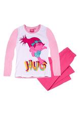 Trolls® Pijama (4-12 ani) Fuxia