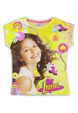 Soy Luna® Tricou Galben