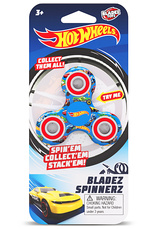 Hot Wheels® Fidget Spinner Albastru