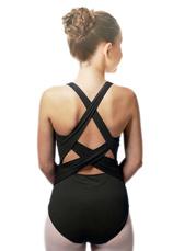 Body gimnastica & dans XX negru 16701