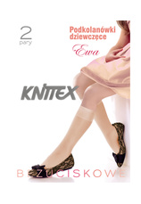Knittex® Set 2 Sosete 3/4 Natural