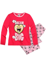 Emoji® Pijama fuxia mix 962843