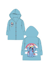 My Little Pony® Pelerina ploaie Albastra 228607