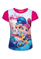 Shimmer and Shine® Tricou Fuxia 9623622